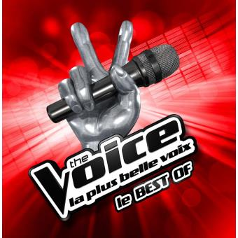 THE VOICE LA PLUS BELLE VOIX/2CD
