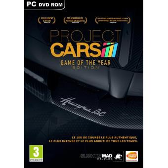 PROJECT CARS GOTY PC