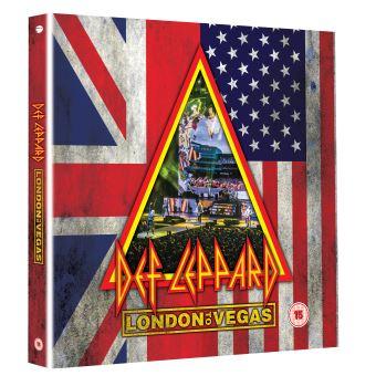 London to Vegas - 4CD + 2Blu-ray
