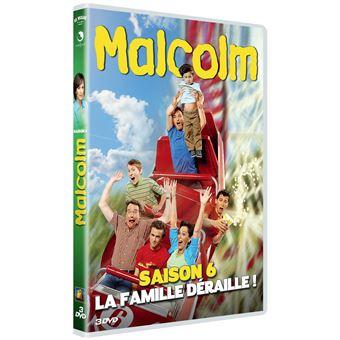 MalcolmSaison 6 - 3 DVD
