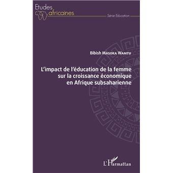 L'impact de l'education de la femme sur la croissance econom