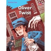 Reading Time Oliver Twist CM1 - Livre élève