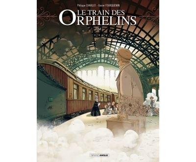 Le train des orphelins - volume 1 prix découverte