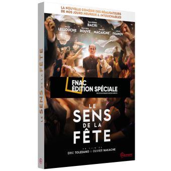 Le Sens de la fête Edition spéciale Fnac DVD