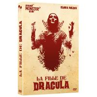 La fille de Dracula DVD