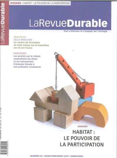 La revue durable