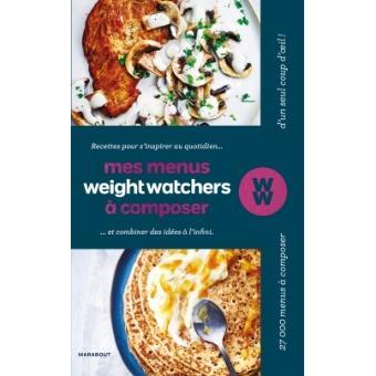 Mes Menus Weight Watchers