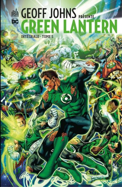 Geoff Johns présente Green Lantern - Tome 5 - 9791026843047 - 14,99 €