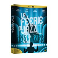 La féerie du jazz Combo Blu-ray DVD