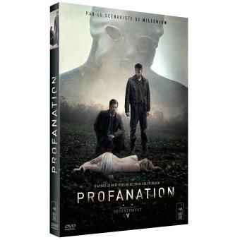 Les enquêtes du département VLes enquêtes du département V : Profanation DVD