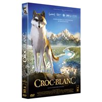 Croc-Blanc DVD