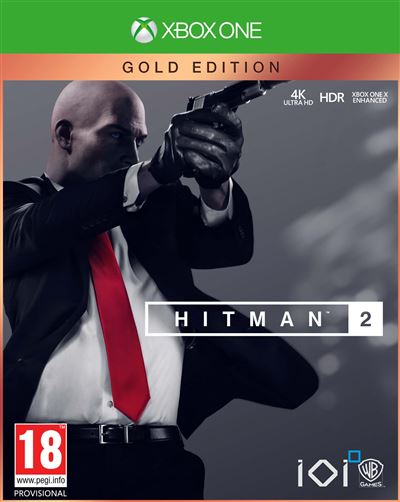 Hitman 2 Edition Gold Xbox One