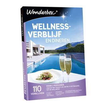 Wonderbox NL Wellnessverblijf en diner