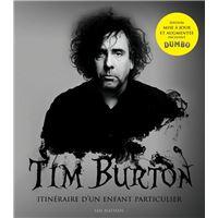 Tim Burton, itinéraire d'un enfant particulier, mise à jour et augmentée