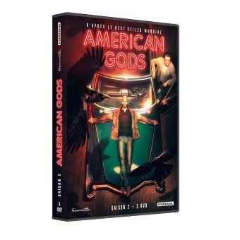 American GodsAmerican Gods Saison 2 DVD