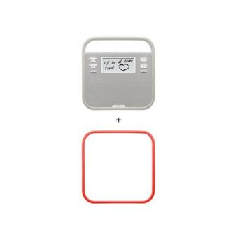 INVOXIA COQUE ROUGE POUR TRIBY