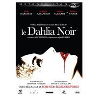 Le Dahlia noir DVD