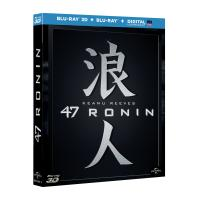 47 Ronin Combo Blu-Ray 3D