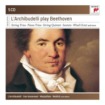 PLAY BEETHOVEN/5 CD