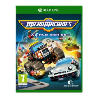 Xbox Series One World Micro Machines uT5K3l1JcF