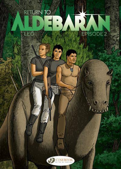 Return to Aldebaran - Episode 2