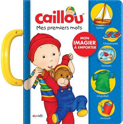 Caillou - Mes premiers mots