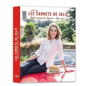 Les carnets de Julie - Julie cuisine la France