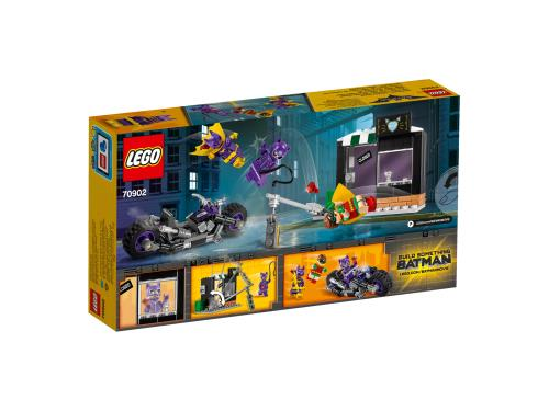 La Lego® En Catmoto Catwoman Batman 70902 Poursuite Movie De Iymgf76vYb