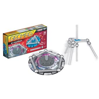 GEOMAG - E-MOTION POWER SPIN