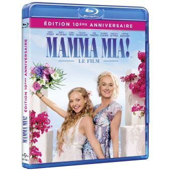 Mamma Mia !Mamma Mia ! Blu-ray