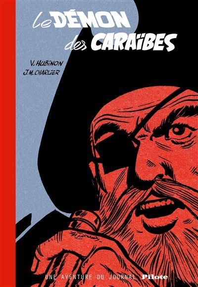Barbe-Rouge - Une aventure du journal Pilote - Le Démon des Caraïbes (version bibliophile)