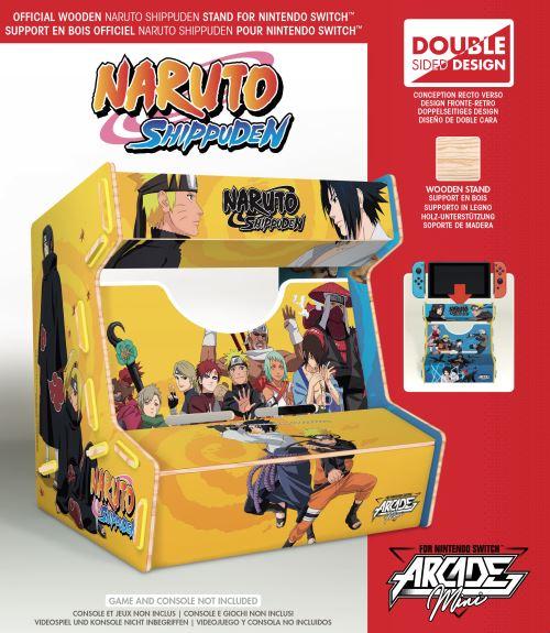 Arcade Mini Naruto Shippuden pour Nintendo Switch