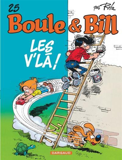 22 ! V'la Boule et Bill
