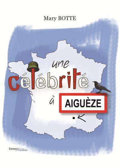 Une célébrité à Aiguèze