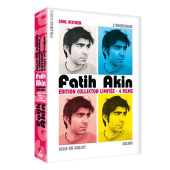Coffret Akin 4 Films Edition Collector Limitée DVD