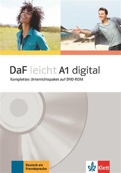Daf leicht a1 - manuel numerique dvd-rom