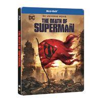 Death of superman/steelbook