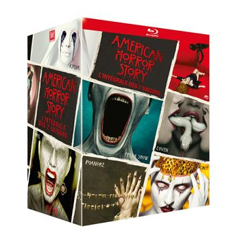 American Horror StoryCoffret American Horror Story Saisons 1 à 7 Blu-ray