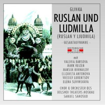 Ruslan und ludmilla