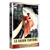 Le baron fantôme DVD