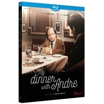 My dinner with André Blu-ray