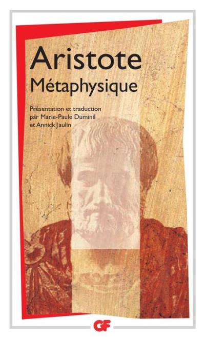Métaphysique - 9782081234406 - 6,99 €
