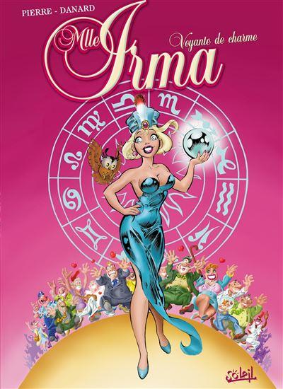Mademoiselle irma, voyante de charme