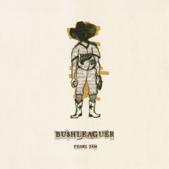 Bushleaguer LP Black - White