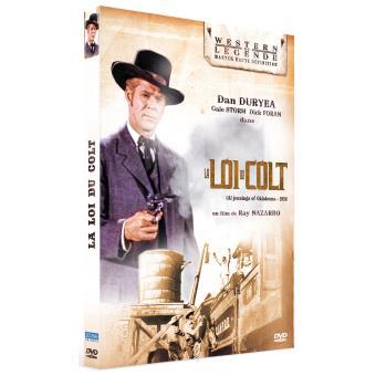 La Loi du Colt Edition Spéciale DVD