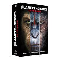 La Planète des Singes Coffret La Trilogie DVD