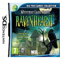 DS MYSTERY CASE FILES RAVENHEARST MIX DS