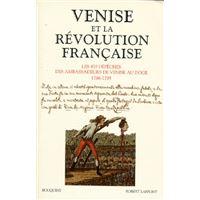 Venise et la Révolution francaise