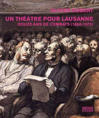 Un théâtre pour Lausanne