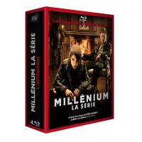 Millénium, la Série - Coffret 4 Blu-Ray